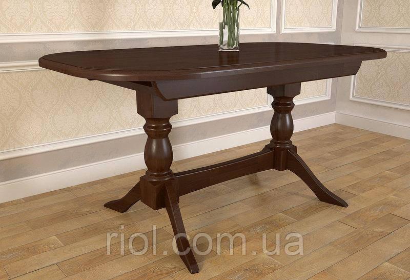 Стол обеденный, раскладной Престиж деревянный