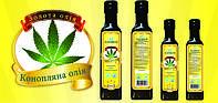 Конопляна олія | Купити конопляну олію | Екологічна конопляна олія від EcoPhitoOil