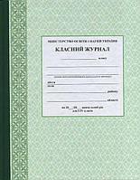 Классный журнал 1-4 классы (зеленый)