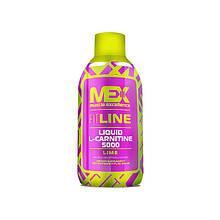 L-карнитин Mex Nutrition Liquid L-Carnitine 5000 503 мл. lime