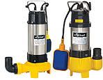 Фекальные насосы Спрут (Sprut) – высокое качество исполнения, надежность и долговечность работы оборудования