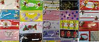 Конверт для денег Hand Made подарочный, ручная работа mix День Рождения, Поздравляю/ем, Свадьба, Юбилей