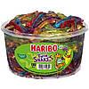 Желейные конфеты Змейки-Близнецы 1200гр. 150шт.