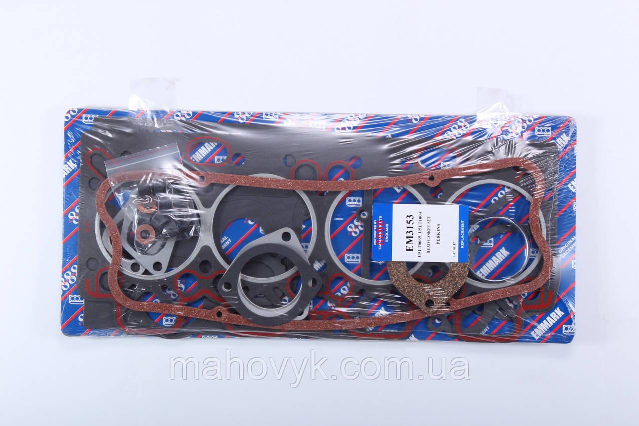 U5LT0067 Комплект прокладок верхній для двигуна Perkins