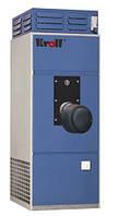 Воздухонагреватели Kroll SKE 100F + горелка Kroll KG/UB 100 на отработанном масле
