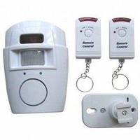 Сенсорная сигнализация для дачи и дома с датчиком движения