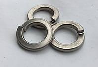 Шайба пружинная Ф16 DIN 7980 из стали А2, фото 1