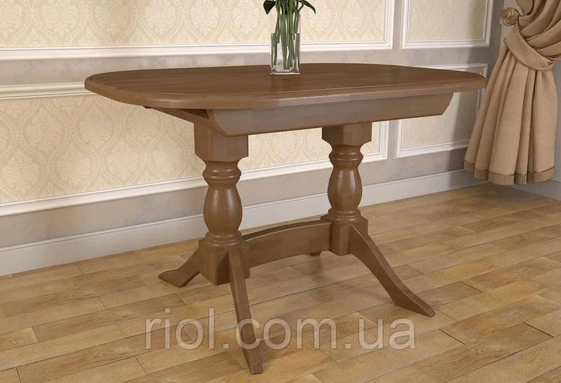 Стол обеденный, раскладной Поло деревянный