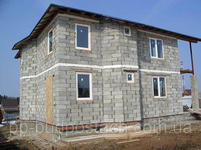 Из чего построить коттедж? Выбор материалов для строительства.