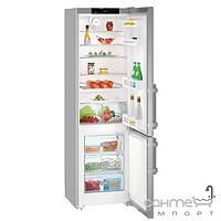 Холодильники и морозильные камеры Liebherr Двухкамерный холодильник с нижней морозилкой Liebherr Cef 4025 Comfort (А++) серебристый