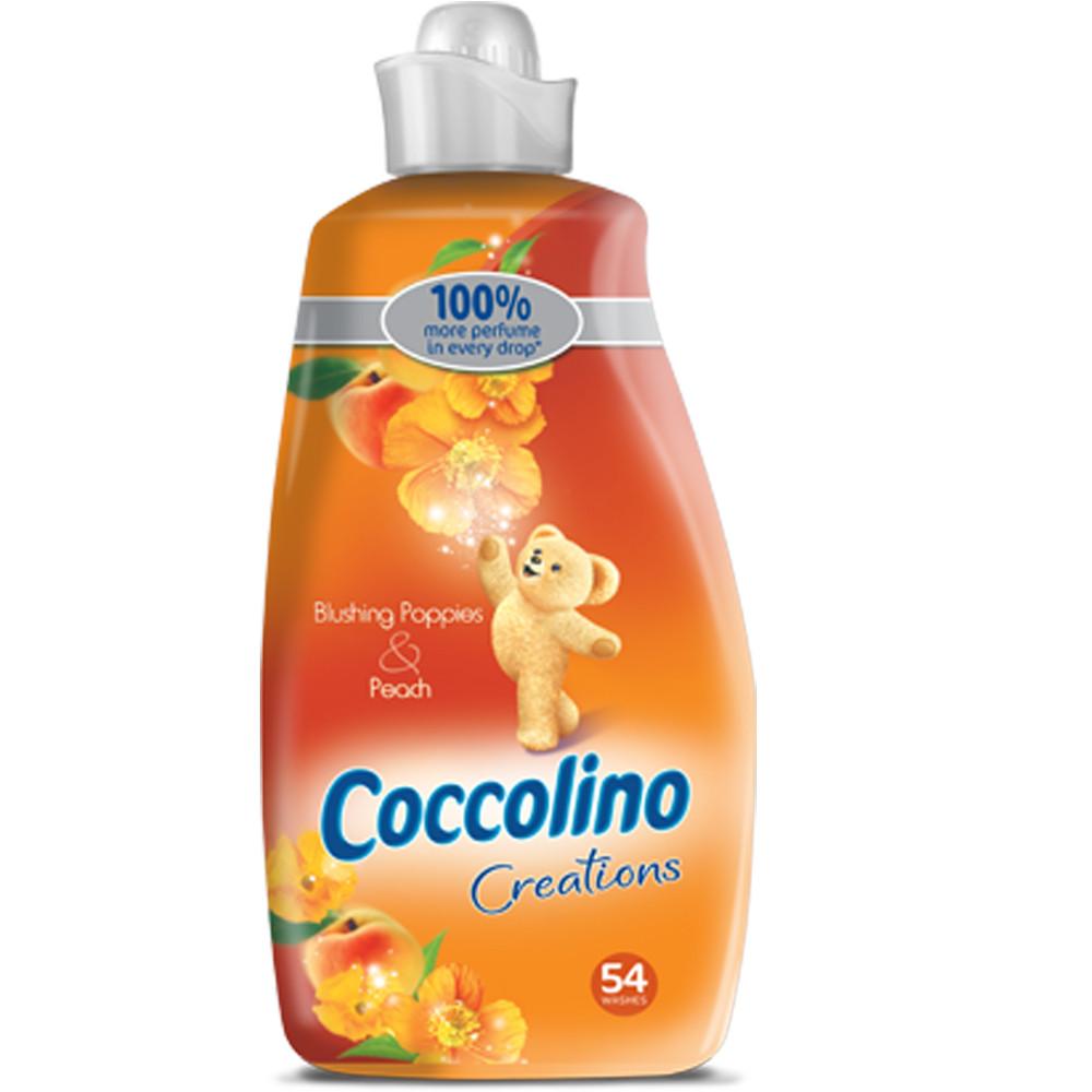 Ополіскувач для прання Coccolino Blushing Poppies & Peach 1.9 л.