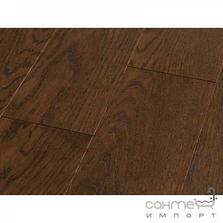 Паркет Coswick Массивная доска Coswick Бражированная коллекция 1102-1206 дуб бразильский орех