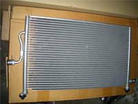 Радиатор кондиционера на Daewoo Matiz.