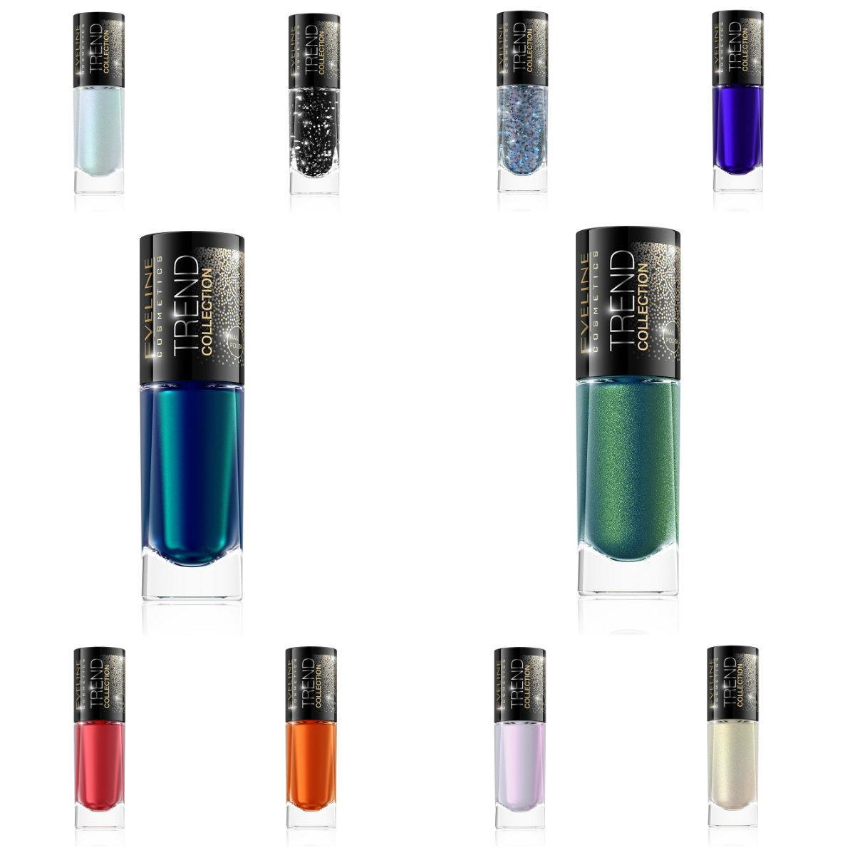 Eveline Cosmetics 8 мл TREND COLLECTION Лак для ногтей №279  продажа ... da604b1c879a2