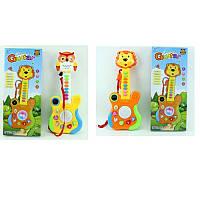 Детская музыкальная игрушка гитара SD9911-13