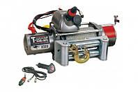 Лебедка электрическая автомобильная T-MAX EW-8500 OUTBACK RADIO
