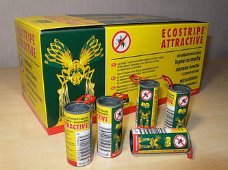 Ecostripe липучка от мух (лучшая цена оптом и в розницу)