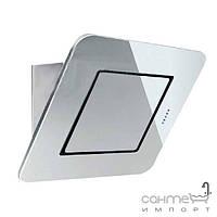 Вытяжки Smalvic Вытяжка настенная Smalvic Glass CAPPA GLASS 90 BIANKO 1018240400 белое стекло