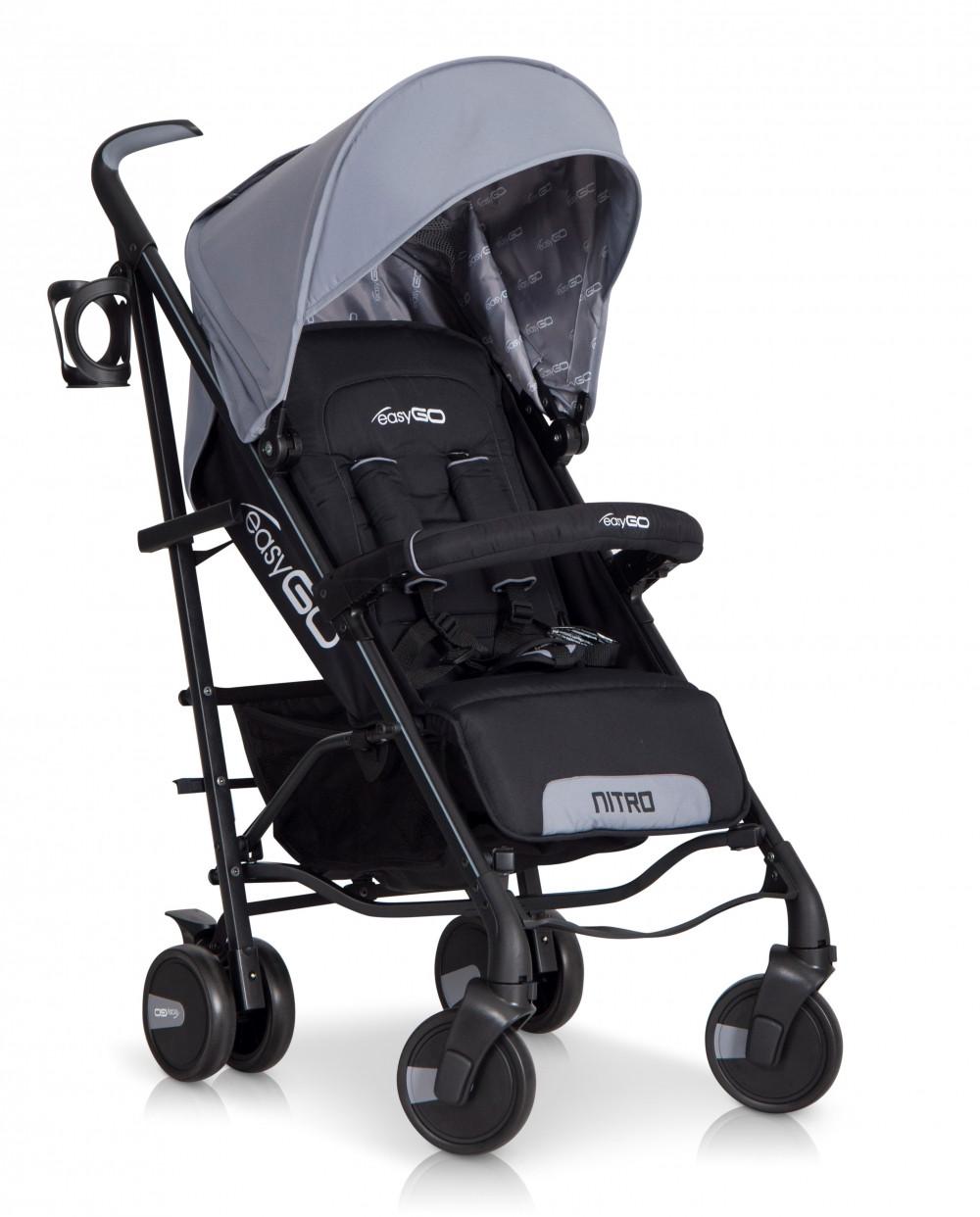 Прогулочная коляска трость EasyGO NITRO
