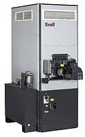 Воздухонагреватели Kroll 140S + горелка Kroll KG/UB 150 на отработанном масле