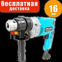Дрель ударная на ключ 16 мм, 1350 Вт, с регуляцией и реверсом, Riber ДУ 16/1350М