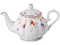 """Фарфоровый заварочный чайник Lefard """"Каролина"""" 400 мл 943-037"""