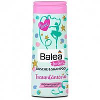 Гель для душа + шампунь для девочек Balea Traumtanzerin, 300 мл