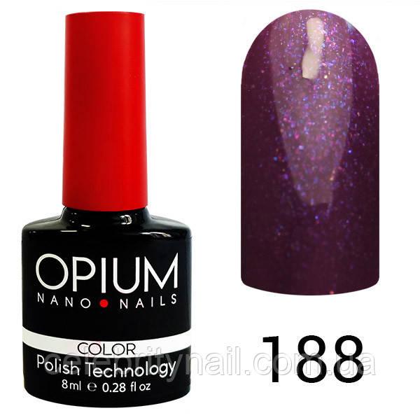 Гель-лак Opium № 188, 8 мл