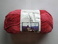Шерстяная пряжа с альпакой Kartopu Alpaca Polo Mix 2093