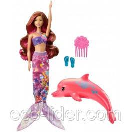 """Русалочка Barbie """"Волшебная трансформация"""" из м / ф """"Barbie Магия дельфинов"""""""