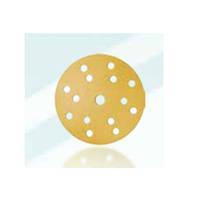 Абразивный шлифовальный круг Radex Gold на липучке D150мм 15отв. Р 80