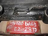 Радиатор охлаждения б/у на Iveco Daily E2 2.5td, 2.8td год 1996-1999 , фото 3