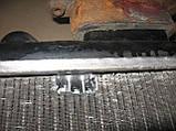 Радиатор охлаждения б/у на Iveco Daily E2 2.5td, 2.8td год 1996-1999 , фото 6