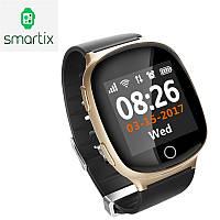 Умные детские GPS часы Smart baby watch S200 (D100) Пульсометр. Гарантия