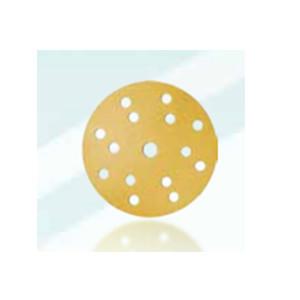 Абразивный шлифовальный круг Radex Gold на липучке D150мм 15отв. Р150