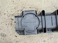 Водоотводный желоб глубокий Kamp-Eu, лоток водоотводный пластиковый, фото 1