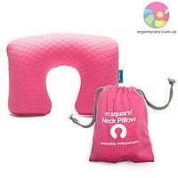 Надувная подушка (розовый)