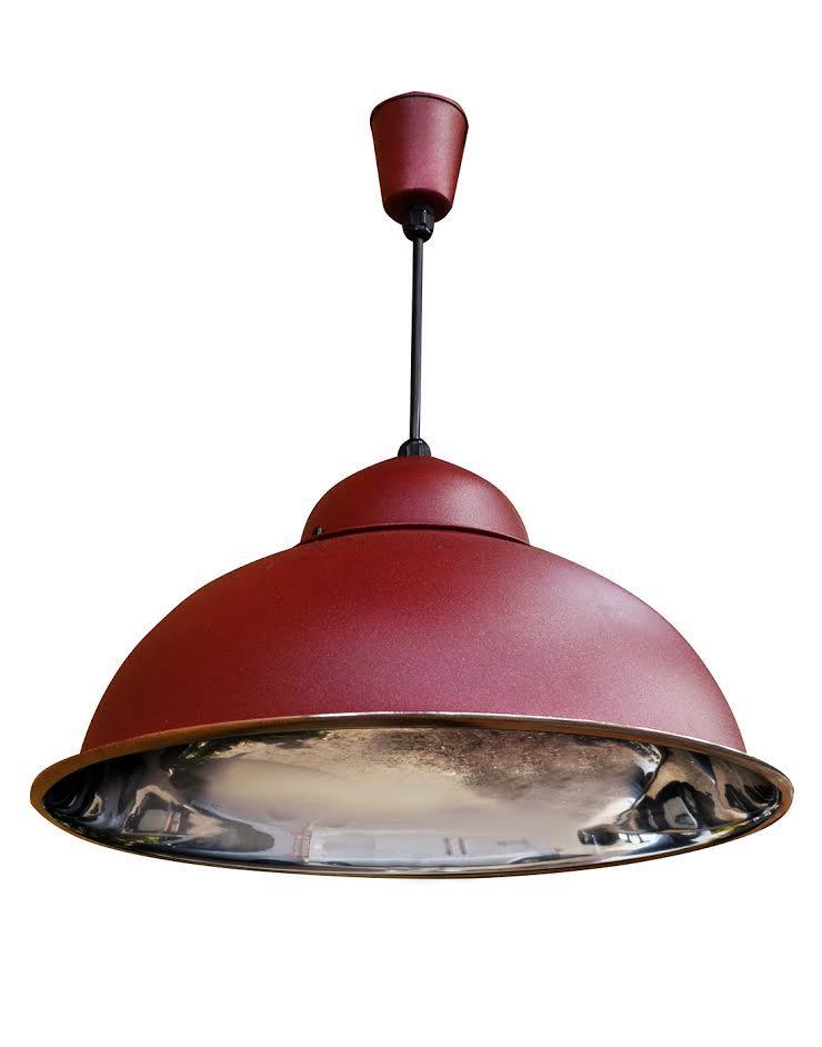 Цветной подвесной светильник IP20