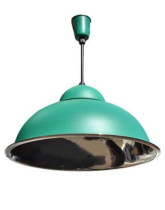 Зеленый подвесной светильник IP20, фото 2