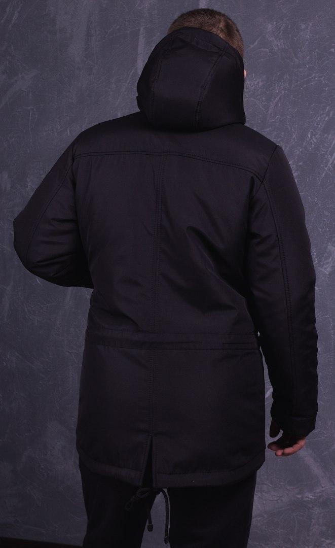 6fc7f35b Мужская зимняя куртка Nike (копия) (Парка): продажа, цена в Киеве ...