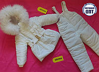 Зимний комплект - костюм Монклер