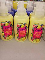 Жидкое крем-мыло с экстрактом Помело и Бергамотки Cien Pomelo&Bergamotka 300 мл