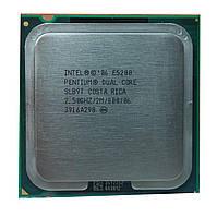 Процессор 2-х ядерный Intel Pentium Dual-Core E5200(2.5GHz)