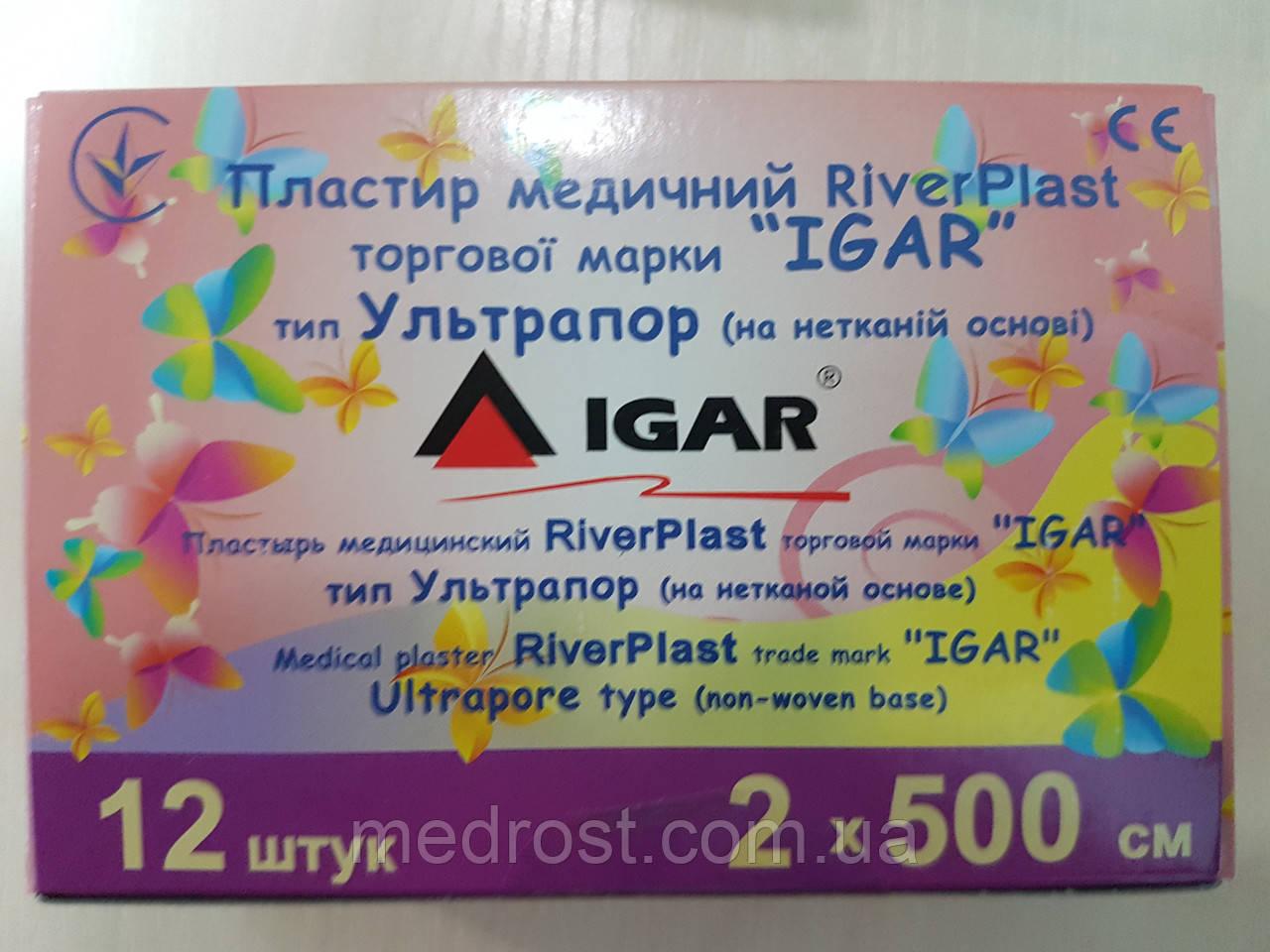 "Пластырь ""RiverPLAST"" 2 х 500 см Ультрапор"