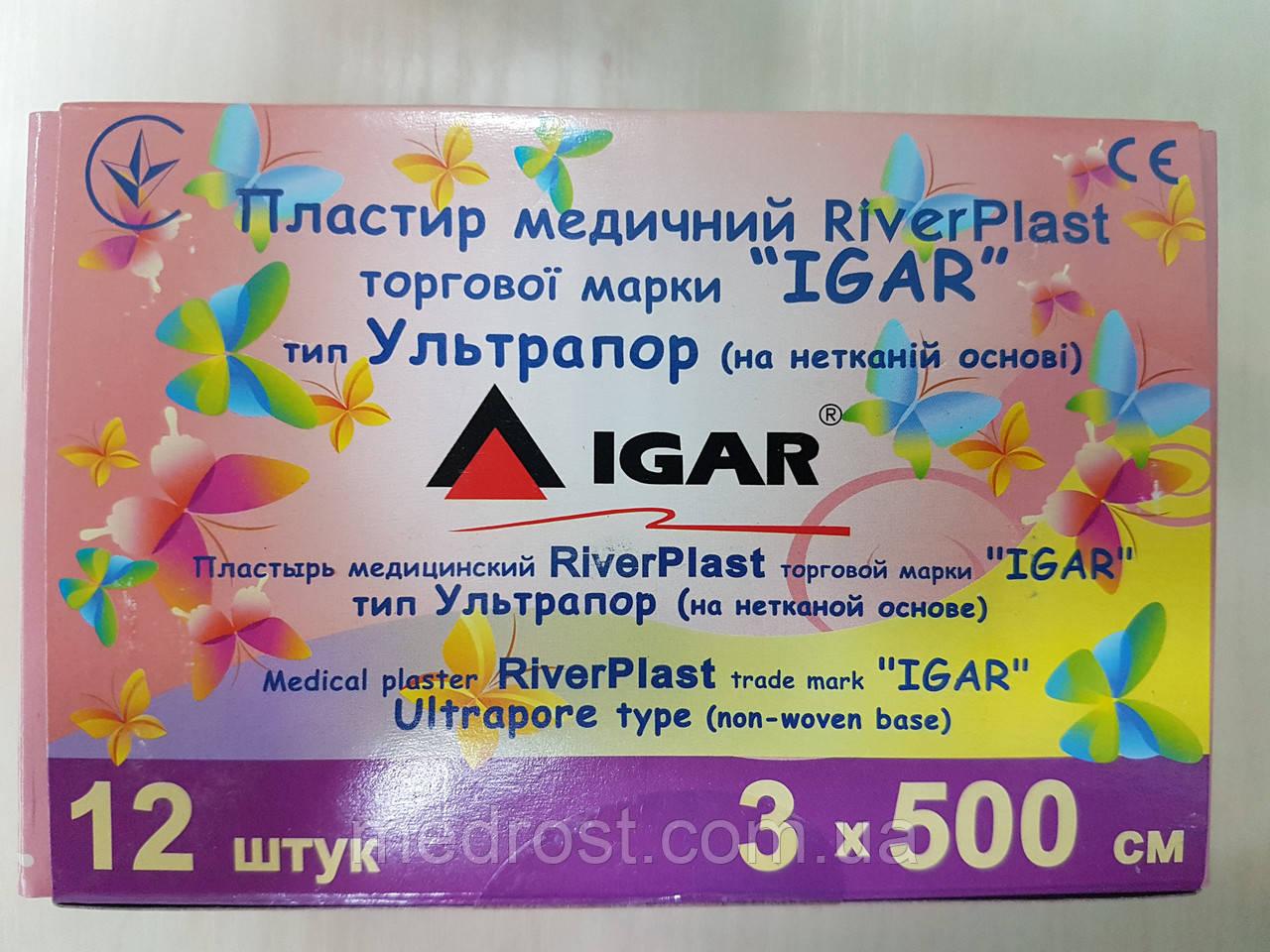 "Пластырь ""RiverPLAST"" 3 х 500 см Ультрапор"