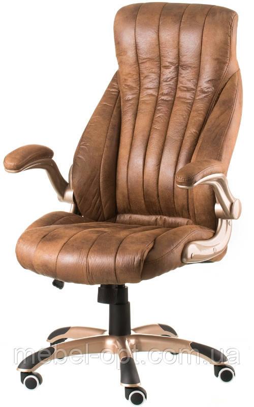 Кресло офисное для руководителя Conor bronzе
