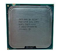 Процессор 2-х ядерный Intel Pentium Dual-Core E5300(2.6GHz)