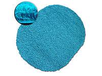 Ковер SHAGGY GALAXY голубой овальный 120x170