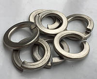 Шайба пружинная ГОСТ 6402-70 из стали А2