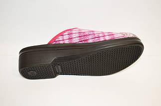 Тапочки розовые женские Inblu LU6V, фото 3